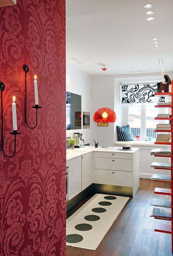理想新城装饰案例,软装设计,案例分享,配画方案,挂画
