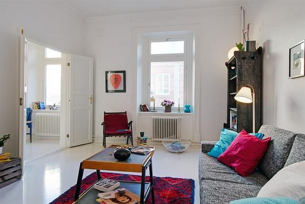 香汐家园装饰装修案例,软装设计案例,小户型装修案例,小户型装饰方案