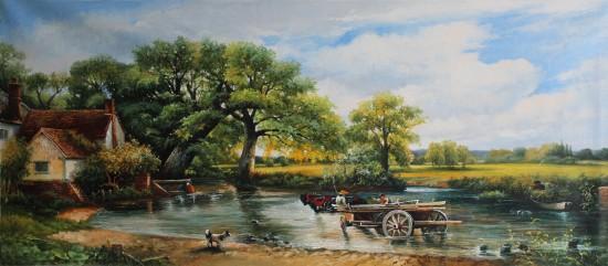 装修风格_欧式古典_-艺巢-专业的油画,国画,装饰画等